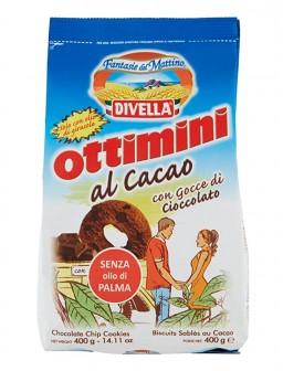 Biscotti Ottimini al cacao