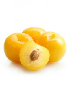 Prugne gialle goccia d'oro